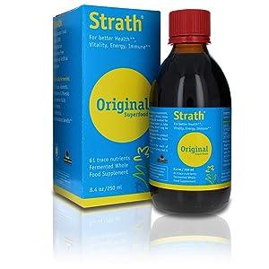 Bio-Strath Bio-Strath, Liquid 8.4 FL Oz (Pack of 4)
