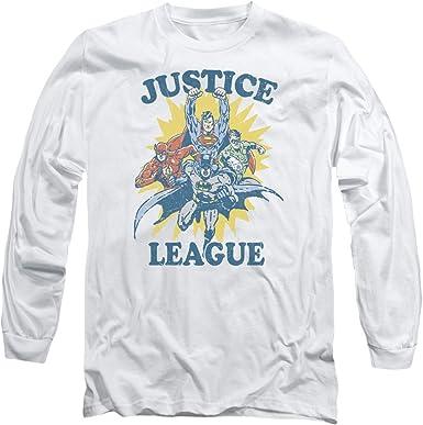 MARTIAN MANHUNTER DC Comics Licensed Adult Heather T-Shirt All Sizes