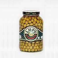 Aceitunas Sabor Anchoa Con Hueso Lupy 3800 G