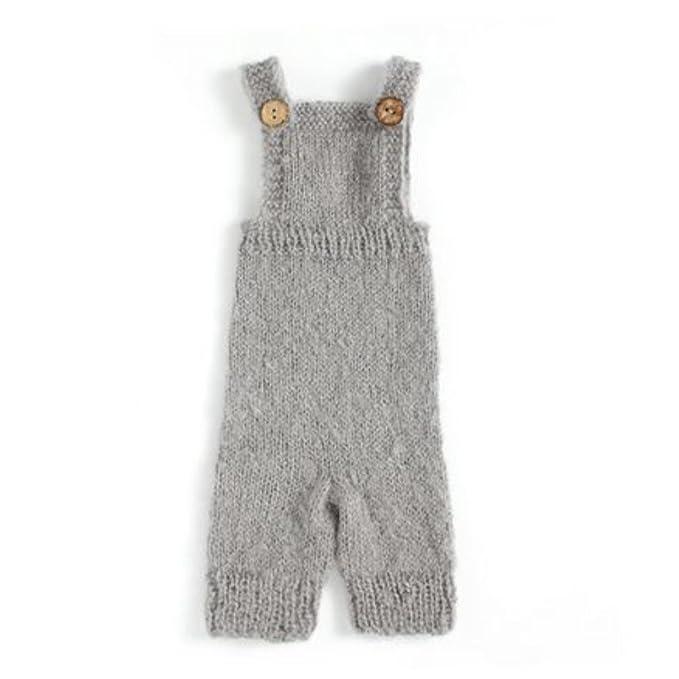 0239d946db46 Amazon.com  Nodykka Newborn Baby Photography Mohair Overalls Props ...