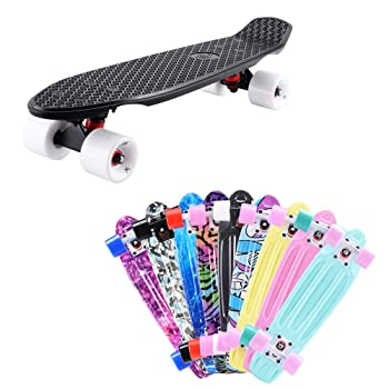 Playshion Mini Cruiser Skateboard
