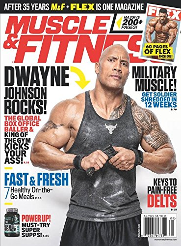 9c4bd2a436b Muscle   Fitness  Print + Kindle