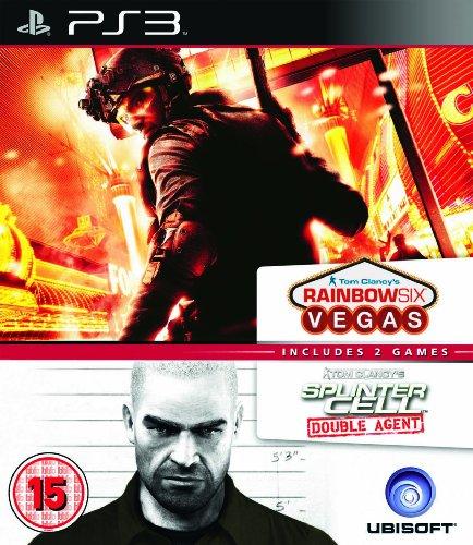 Rainbow Six Vegas & Splinter Cell Double Agent Ubisoft