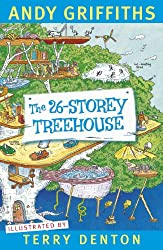 The 26-Storey Treehouse (The Treehouse Series)