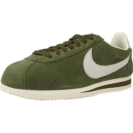 edb36edcb0 Nike Classic Cortez Leather SE Mens Trainers 861535 Sneakers Shoes (UK 9 us  10 EU