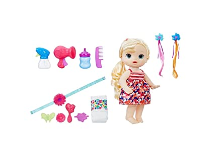Baby Alive Cute Hairstyles Baby Blonde