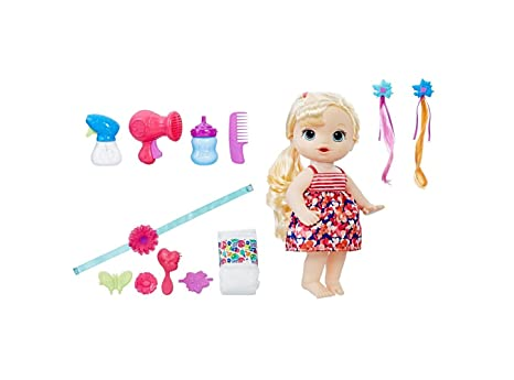Baby Alive Cute Hairstyles Baby (Blonde)