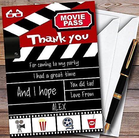 Amazon.com: Noche de Cine Teatro Película Cine personalizado ...