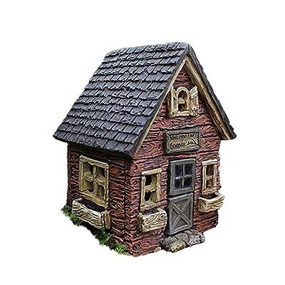 Miniature Fairy Garden Whisper Wood Lane : Garden & Outdoor