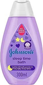 سائل استحمام ما قبل النوم للاطفال من جونسون - 300 مل