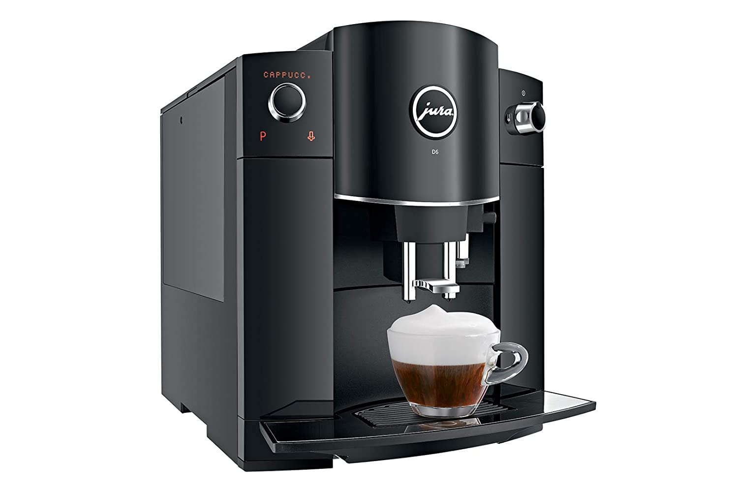 Amazon.com: Jura 15216 D6 - Cafetera automática, color ...