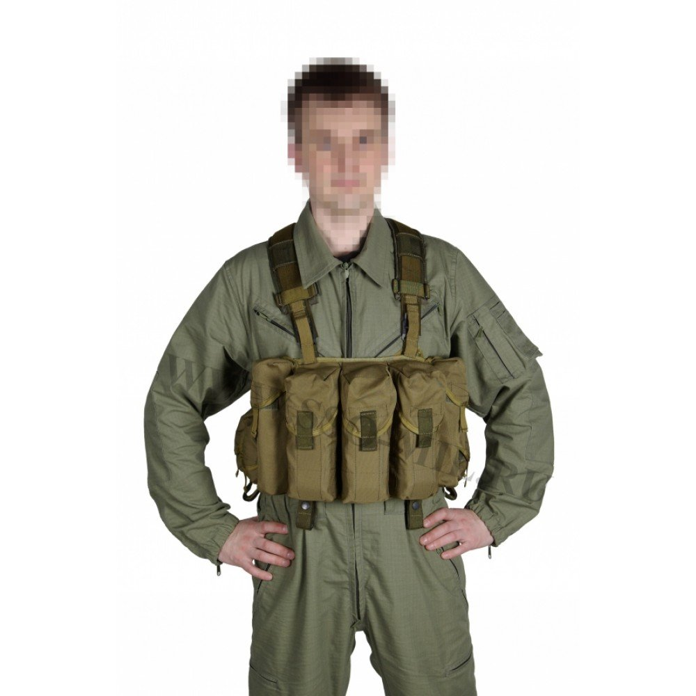 Russian Military Bags for breast ''Jaeger'' (Military Vest) by SSO/SPOSN