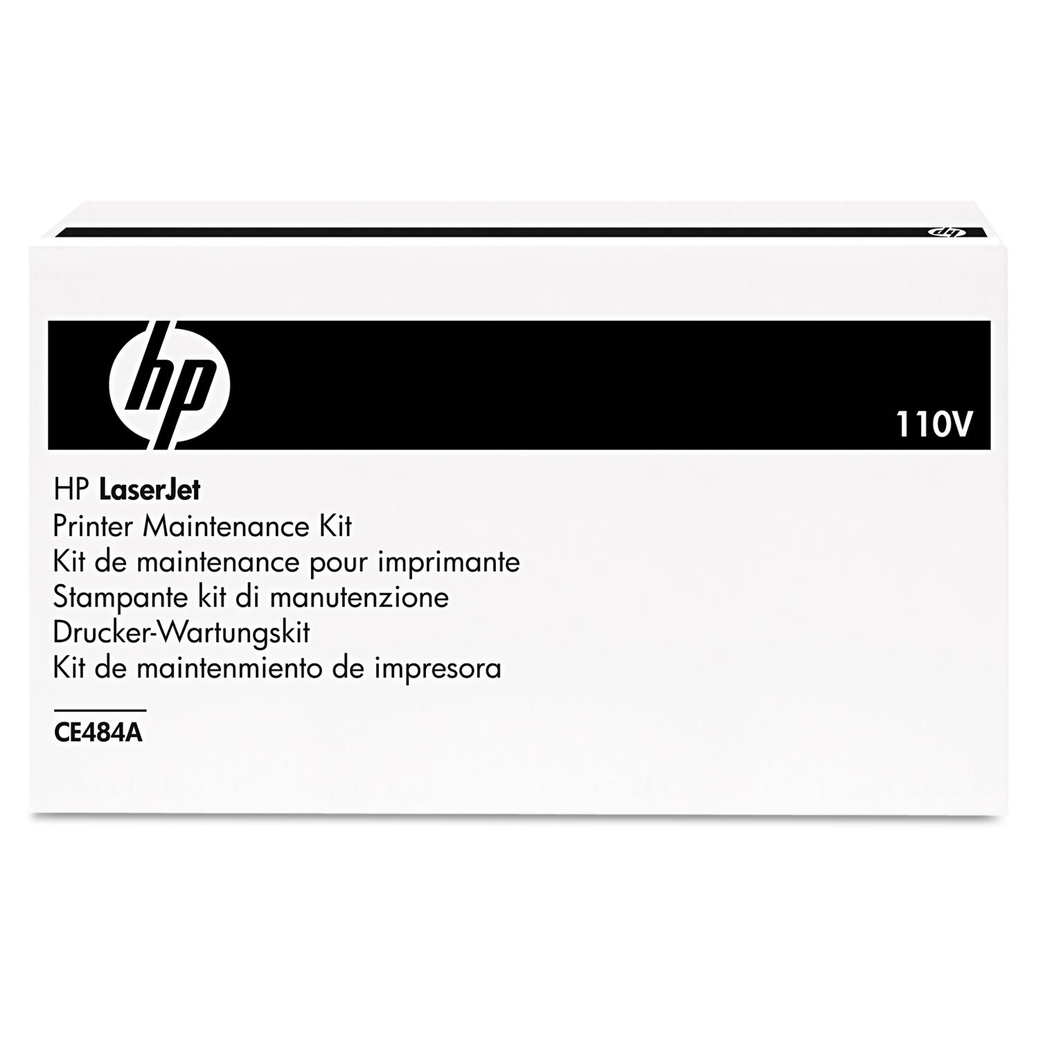 Amazon.com: HP CE484A Laser Printer Volt Kit, 110 V AC ...