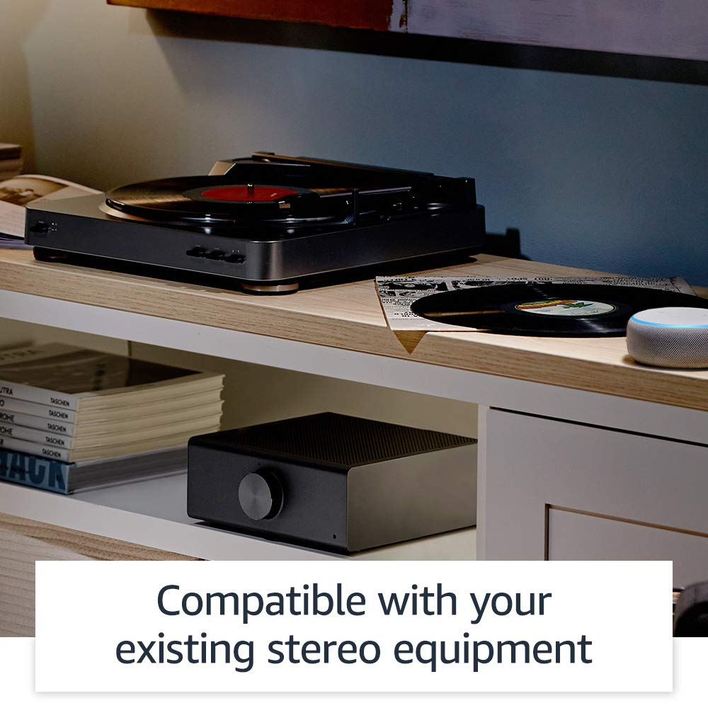 Echo Link Amp - Stream and amplify hi-fi music to your speakers by Amazon (Image #4)