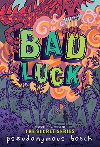 Bad Luck (The Bad Books)