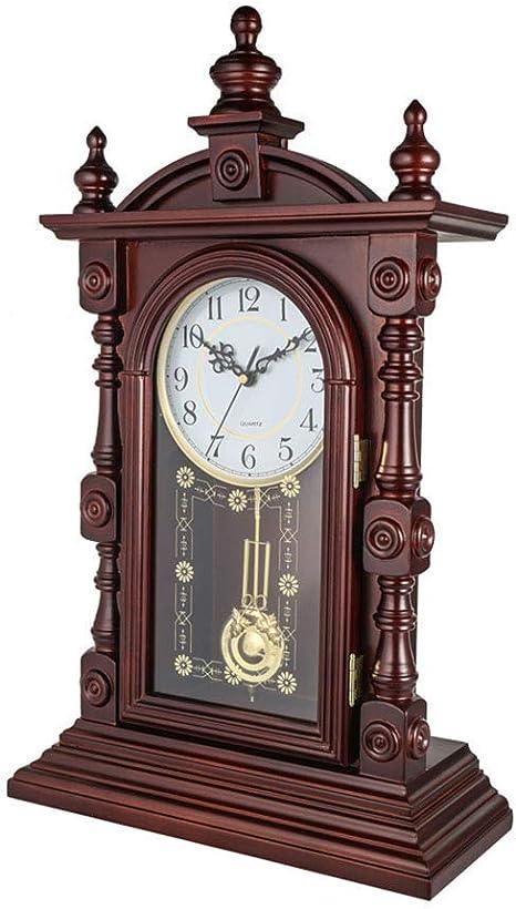Relojes De Sobremesa De Madera, Reloj De Mesa De Escritorio De ...