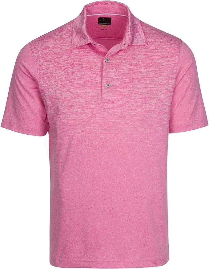 Greg Norman Equinox Polo Short Sleeve