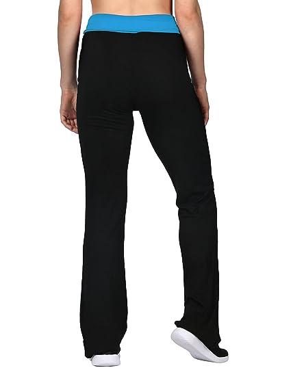 Amazon.com: Pantalones de yoga para maternidad con la ...