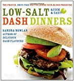 Low-Salt DASH Dinners, Sandra Nowlan, 0887809405