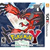 Amazon Price History for:Pokemon Y