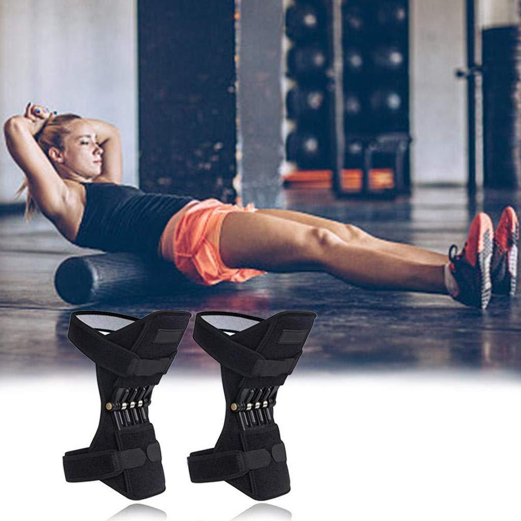 simpyfine Genouill/ère Dappoint Appareils de Fitness Supports de Genouill/ères Protection des Genoux Genouill/ères Froides avec Genouill/ère