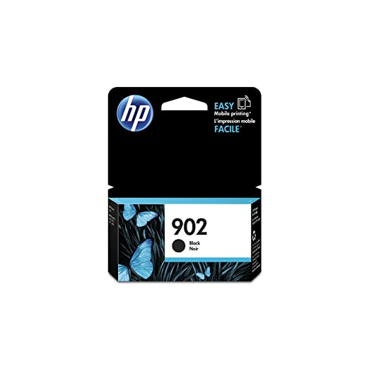Amazon.com: HP 902 Black Original Ink Cartridge (T6L98AN): Office ...