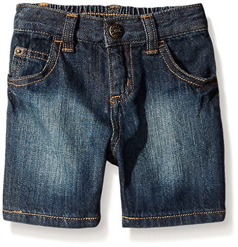 Crazy 8 Boys' Baby 5-Pocket Medium Wash Denim Shorts