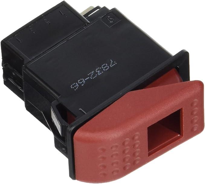 Hella 6hh 007 832 661 Warnblinkschalter 12v Ausstattungsvar I 0 Anschlussanzahl 7 Einbau Mit Komfortfunktion Farbmarkierung Rot Auto