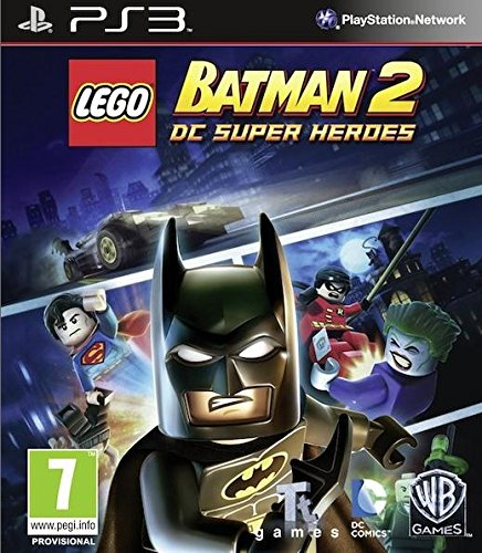 Lego Batman 2 : DC Super Heroes (PS3) (Lego Batman 2 Dc Super Heroes Ps3)