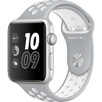 Apple Watch Nike+ OLED GPS (satélite) Plata Reloj ...