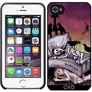 Funda para Iphone 5/5S - Por Fin Durmiendo by Rouble Rust