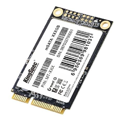 IPOTCH Unidad Portátil De 256gb Unidad Ssd Msata Disco Duro ...
