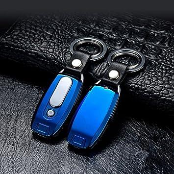 Mechero USB portátil recargable sin llama y resistente al ...