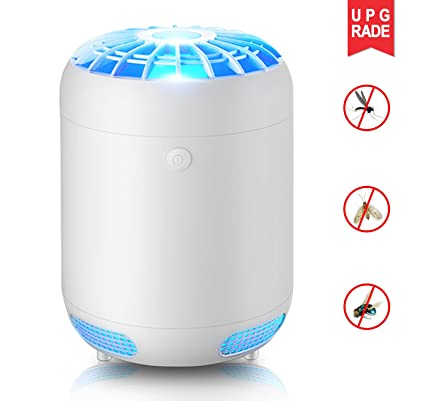 Repellents Home & Garden Electronics Mosquito Killer Trap Moth Fly Wasp Led Night Lamp Bug Insect Light Killing Pest Zapper For Baby Outdoor Bedroom Making Things Convenient For The People