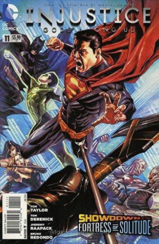 - Injustice: Gods Among Us #11 VF/NM ; DC comic book