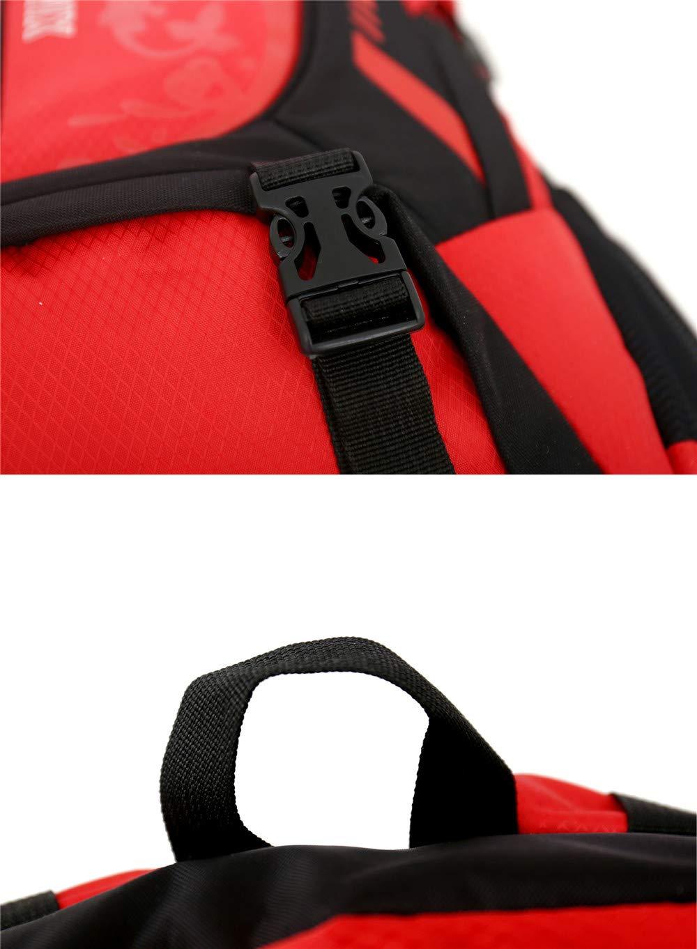 JUND Color - Mochila de Senderismo, Color JUND Rojo 952577