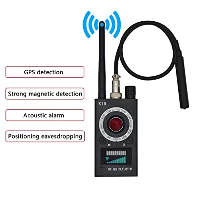 Anti-Spy Wireless RF Signal Detector, Camera Detector, Bug Detector, GSM GPS Listening Device Finder for car,Office,Mobile Phone,Home,Hotel: Home Audio & Theater