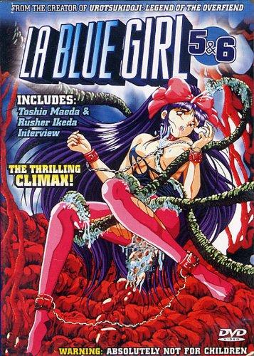 LA Blue Girl, Volumes 5 & 6