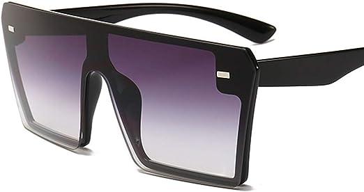 : Oversized Square Sunglasses Women 2019 Luxury