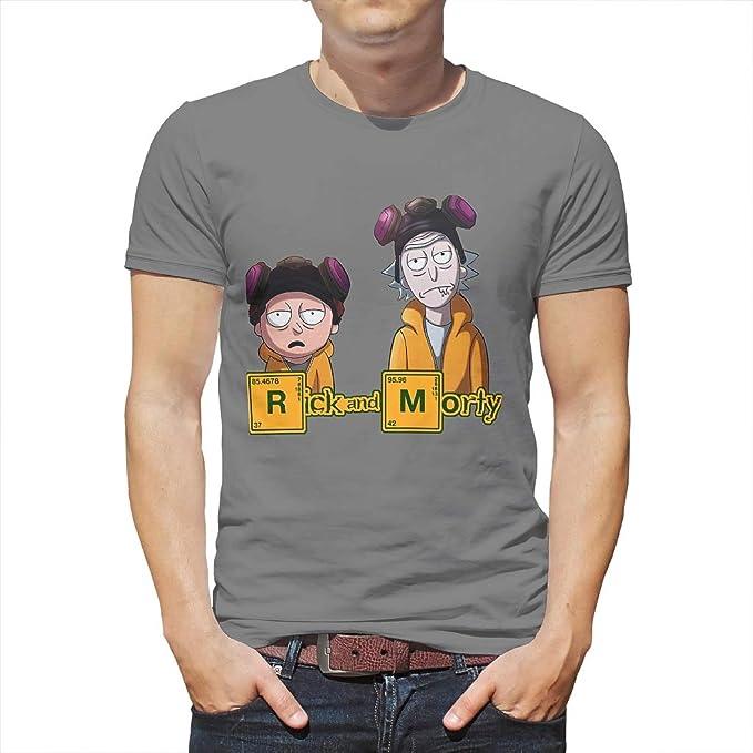 EPLstar - Camiseta para Hombre (Talla Grande, 100% algodón, para ...