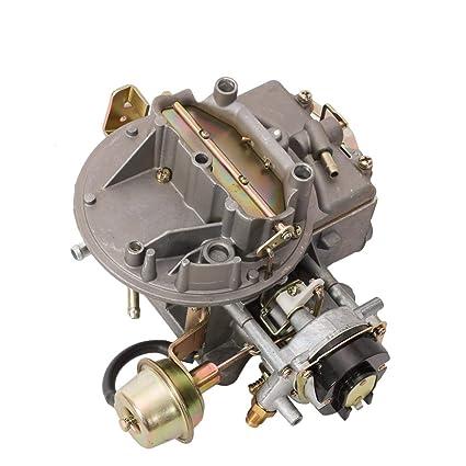amazon com: alavente carburetor carb for ford f100 f250 f350 mustang 2100 2  barrel engine 289 302 351 & jeep 360 (automatic choke): automotive