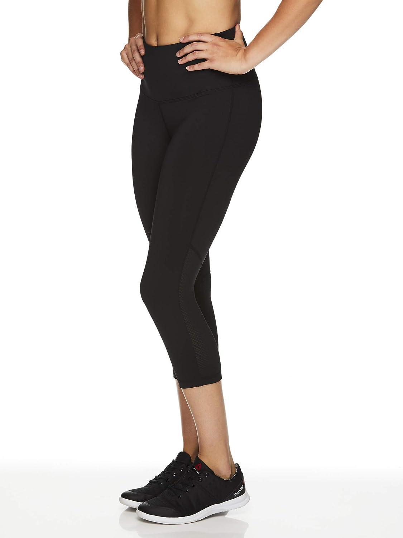 Reebok Womens Legging Full Length Performance Compression Pants