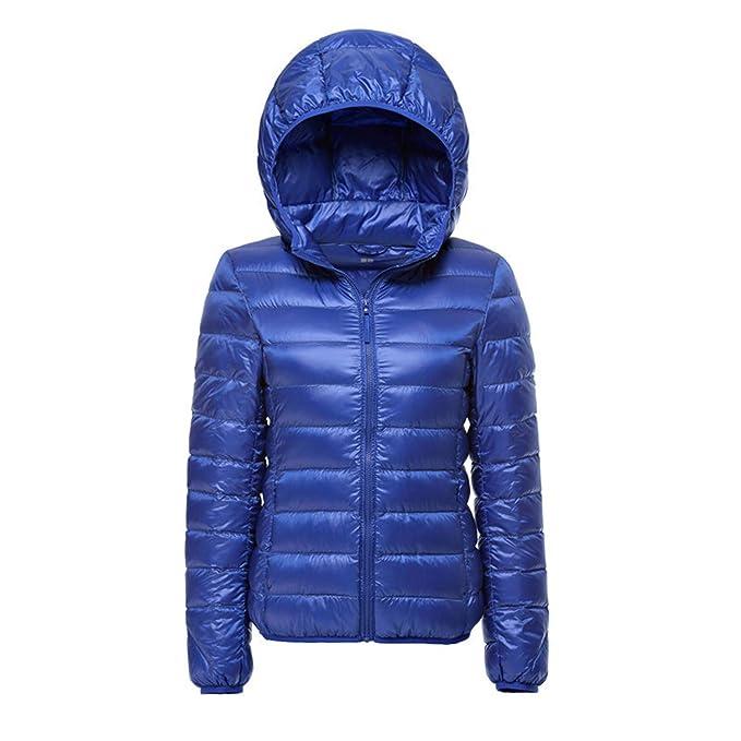 0791d7f13 Micca Bacain Winter Jacket Women Ultra Light Down Jacket Women ...