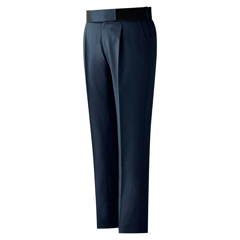 ベルデクセル 男性用 楽腰パンツ 腰部保護ベルト付き(秋冬用) VE500 シリーズ SS~5L B01FGSP87A LL|ネイビー