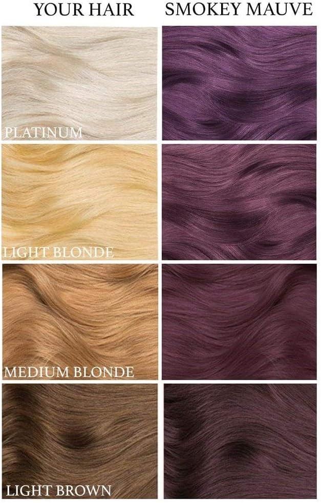Lunar Tides Smokey Mauve tinte para cabello