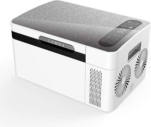 MY1MEY 10L Refrigerador del Coche Compresor Mini congelador ...