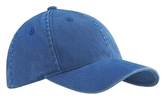 b846db4027b Flexfit Garment-Washed Twill Cap (6997) at Amazon Men s Clothing store