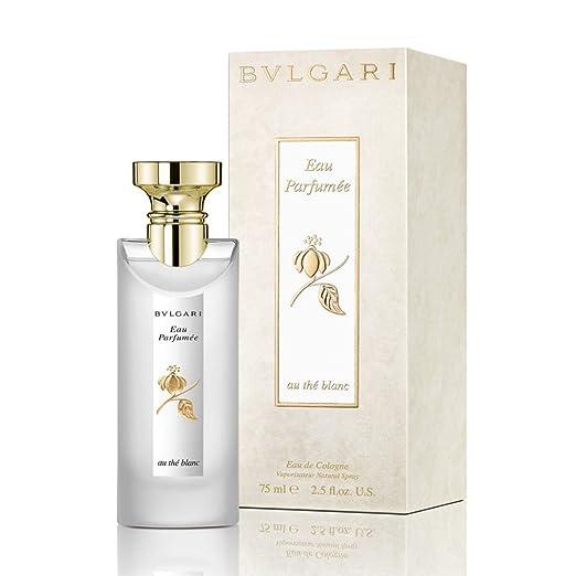 Bvlgari Eau Parfumee Au The Blanc eau de cologne Unisex 2.5 Fl 0z (75 ml)