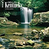 Kentucky, Wild & Scenic 2018 12 x 12 Inch Monthly Square Wall Calendar, USA United States of America Southeast State Nature (Multilingual Edition)