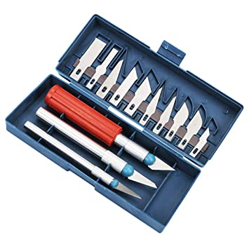 B Baosity Kits De Herramientas De Cuchillas De Aleación De ...
